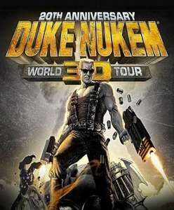 Duke Nukem 3D: 20th Anniversary World Tour PC - £1.56 incl. PayPal fees + voucher @ Gamivo