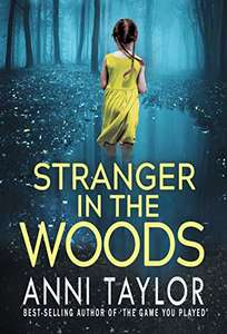 Cracking Thriller - Stranger in the Woods: A Tense Psychological Thriller Kindle Edition - Free @ Amazon