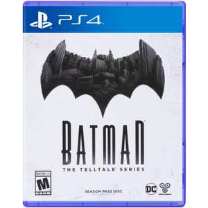 Batman: The Telltale Series (PS4) £5 @ Mymemory