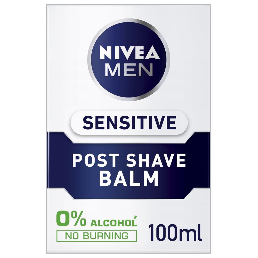 Nivea Men Sensitive Post Shave Balm 100ml - £2.50 instore or + £2 Click and Collect @ Wilko