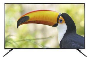 Linsar 50UHD520 50 Inch 4K Ultra HD LED TV Freeview HD USB Record Black - Manufacturer refurbished - £223.99 @ electrical-deals / eBay