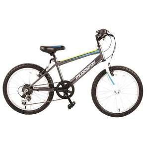 Muddyfox Energy20 Boys Tech Spec - £94.99 / £99.98 delivered @ Sports Direct