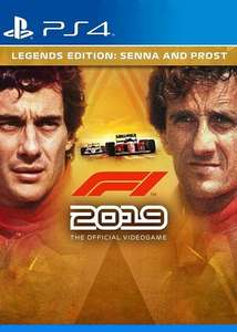 F1 2019 Legends Edition Upgrade (DLC) (PS4) PSN Key EUROPE £1.14 with fees @ Eneba / GamStop