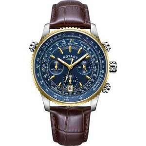 Rotary Chronograph Watch GS00648/05 £73.50 with code delivered @Watch Shop