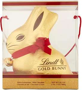 Lindt Milk Chocolate Giant Bunny 1KG £20 Amazon Pantry + £3.99 Delivery