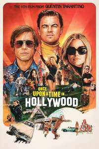 Once upon a Time In... Hollywood HD Rental £1.99 at Amazon