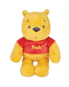 Winne The Pooh Plush Toy £9.99 at Aldi instore / + £2.95 online