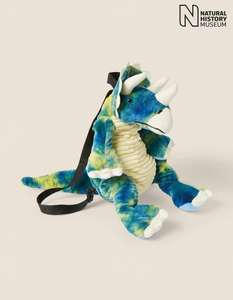 FatFace Natural History Museum Triceratops Bag Now £10 (Free click and collect or £2.95 delivery) @ Fatface