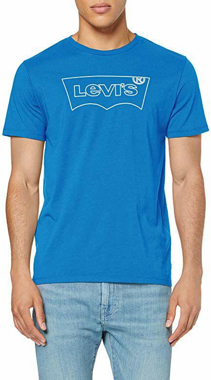 Men's Levi's Housemark Graphic Tee T-Shirt Size S - £8.83 (Prime) £13.32 (Non Prime) @ Amazon