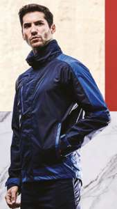 Regatta Men's Contrast Waterproof Breathable Shell Jacket. - £19.95 + Delivery £3.95 or free over £50 @ Regatta Shop