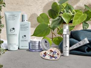 20% off absolutely everything cruelty-free skincare for one day only, Price From £5.60 plus Delivery From Liz Earle