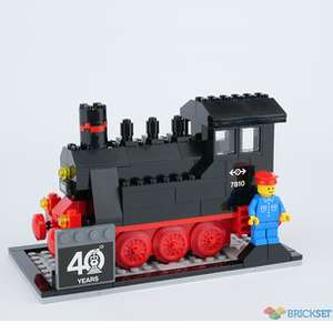 Free Lego Steam Engine Set on a £99 spend with free delivery @ Lego Shop
