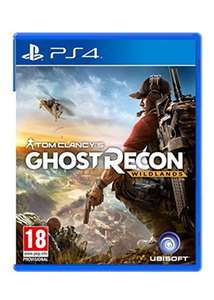 Tom Clancy's Ghost Recon: Wildlands (PS4) £13.85 delivered at Base