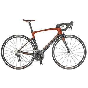 2019 Scott Foil 30 2019 Aero Road Bike - Red/Black £1,374 With DX 24 Hour Delivery using Code @ Rutland Cycling