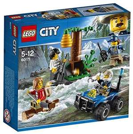 LEGO City 60171 Mountain Fugitives £4.50 @ Sainsbury's (Warrington)