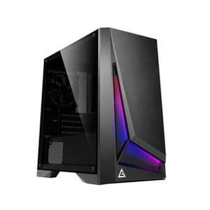 Antec DP301M Dark Phantom Gaming PC Package Ryzen 2700x / 3600 from £619.99 with selection of GPUs at CCLOnline