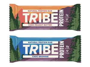 Tribe Protein bar (2 flavours) 3 for £1 @ Heron Foods Nottingham