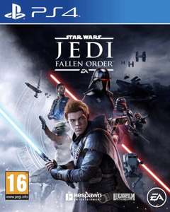 Star Wars JEDI: Fallen Order (PS4) (ex-rental) £26.99 @ boomerangrentals via eBay