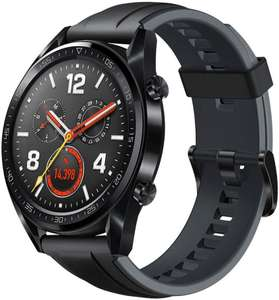"""HUAWEI Watch GT - GPS Smartwatch with 1.39"""" AMOLED Touchscreen £93.47 Sold by: Murganos Dispatched by: Amazon"""