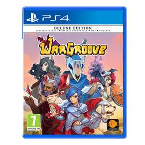 Wargroove: Deluxe Edition (PS4) £12.99 @ Game