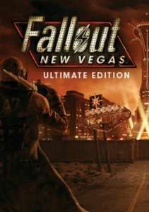 Fallout: New Vegas Ultimate Edition (PC / Steam key) - £3.14 incl. PayPal fees + voucher @ Eneba