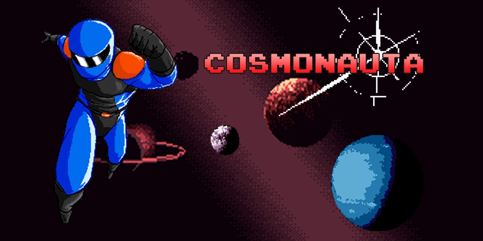 Cosmonauta Nintendo Switch 89p at Nintendo Shop