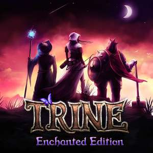 Trine: Enchanted Edition (Switch) £4.04 @ Nintendo eShop