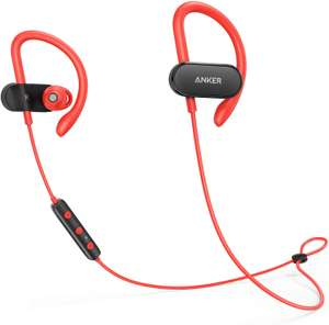 Anker Soundbuds Curve Wireless Headphones, Bluetooth 4.1 Sports Earphones £13.99 (Prime) £18.48 (NonPrime) @ AnkerDirect Fulfilled by Amazon