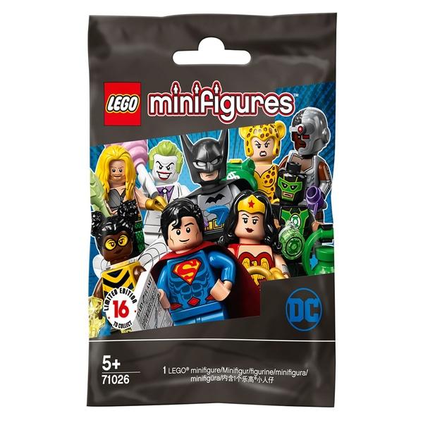 Lego DC Superheroes Minifigures - £2.40 @ Morrisons Redditch