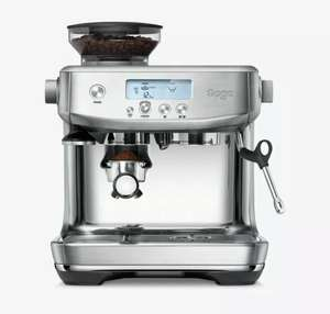 Used Sage The Barista Pro Coffee Espresso Maker Machine Stainless Steel £399.99 @ ebay / xsitems_ltd