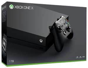 Microsoft Xbox One X 1TB 4K Gaming Console - Black Refurbished with a 12 month Argos guarantee £232.99 @ Argos / Ebay