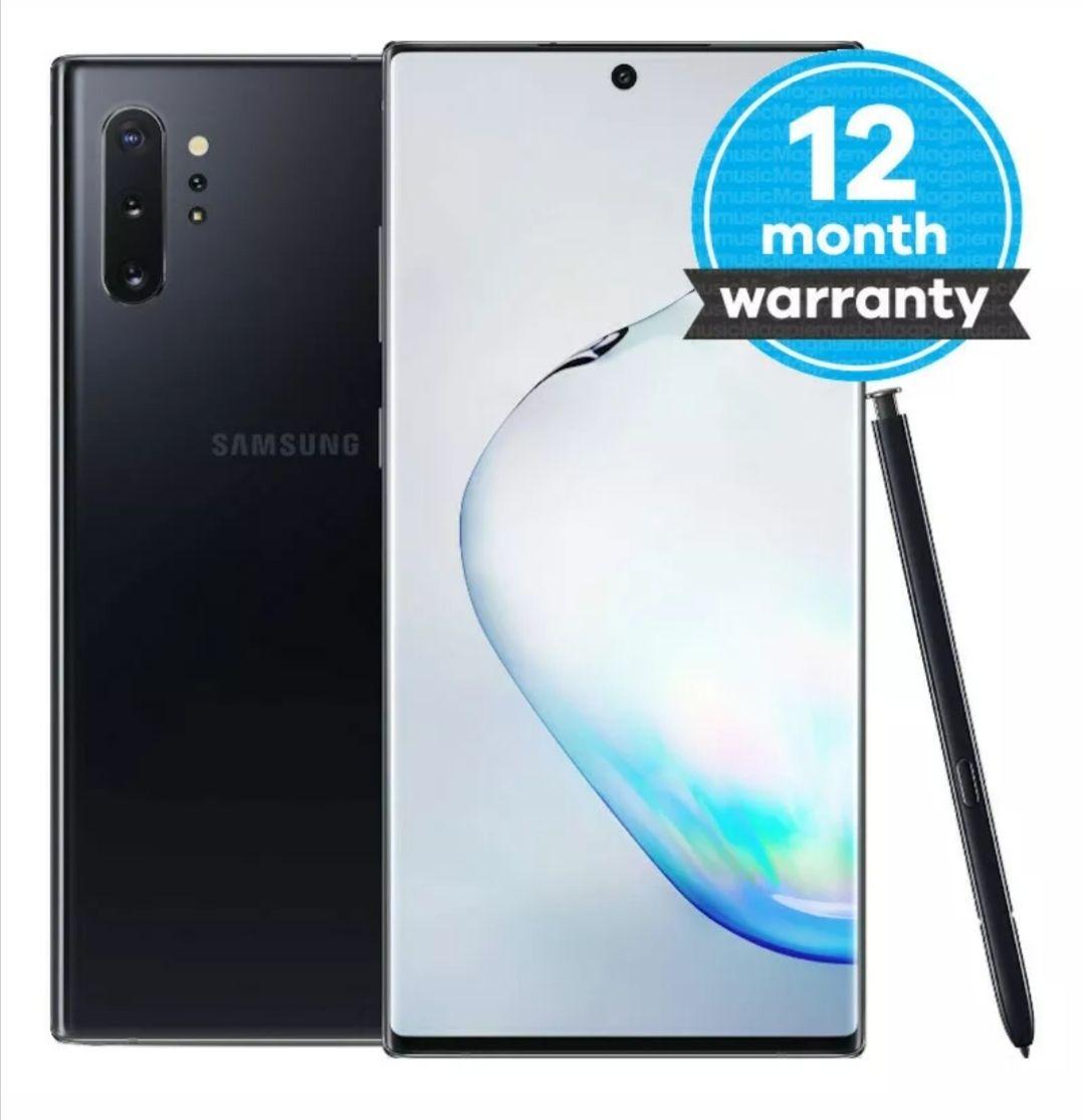 Very Good Condition Samsung Galaxy Note 10 Plus 5G Aura Glow - £527.99 @ musicmagpie / eBay