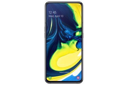 SIM Free Samsung Galaxy A80 Black 128GB Smartphone £349 @ Tesco