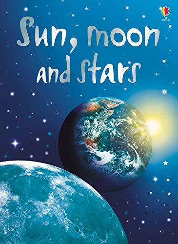 Sun, Moon and Stars (Usborne Beginners) by Stephanie Turnbull Kindle Edition FREE at Amazon