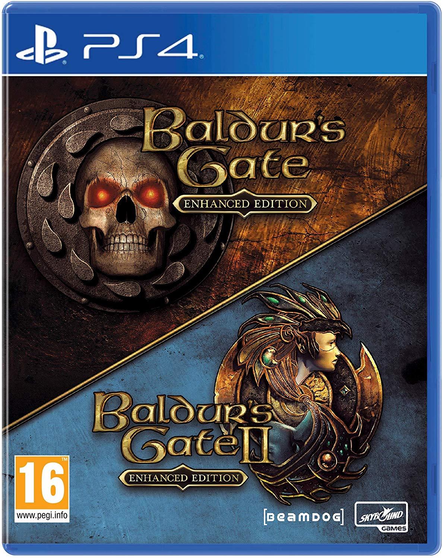 Baldur's Gate Enhanced Edition (PS4) £17.85 delivered @ Base