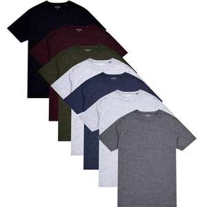 Burton 7 pack t-shirts £17.50 instore click & collect (£15.75 with student discount)