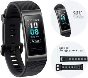 HUAWEI Band 3 Pro - GPS Smart Band Fitness Tracker £39.99 @ Amazon