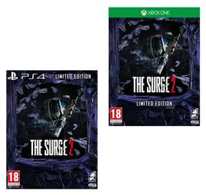 The Surge 2 Limited Edition (PS4 / Xbox One) - £24.99 delivered @ Game