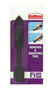 Unibond Silicone Sealant Remover & Smoother Tool £2.77 (Free Delivery) @ FFX
