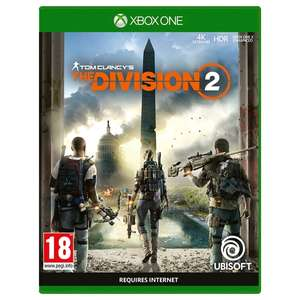 The Division 2 Xbox One £4.11 @ Eneba / World API using code