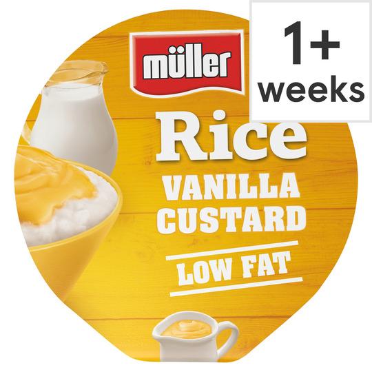 All Muller Rice / Muller Corner / Muller Light 12 for £3 @ Tesco