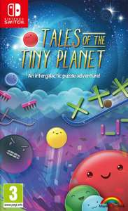 Tales of the Tiny Planet Nintendo Switch £9.99 delivered @ Boss Deals / eBay
