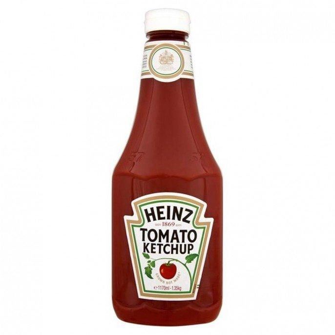 Heinz tomato sauce 1.35kg - 99p instore @ Farmfoods