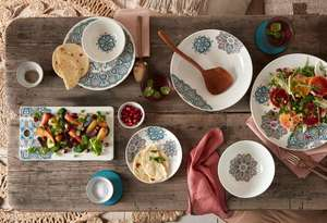 12% off All Orders on Tableware with voucher code @ Denby Pottery