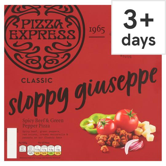 Pizza Express Pizzas 245-305g All Varieties £2.50 @ Tesco