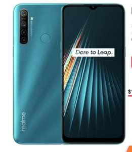 Global Version realme 5i 4GB RAM 64GB ROM Mobile Phone Snapdragon 665 £86.25 @ Realme Official Store/Aliexpress