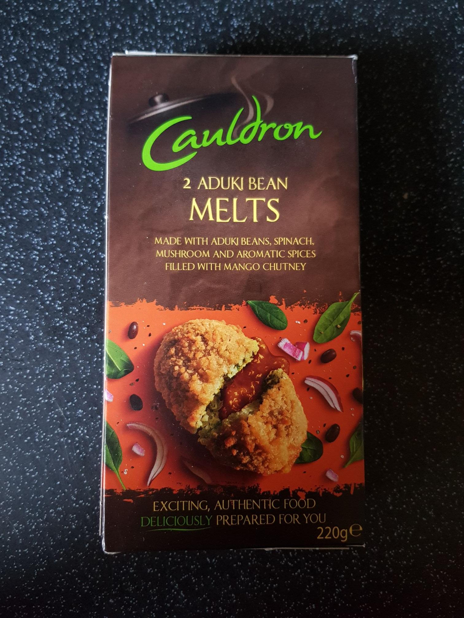 Heron Foods - Cauldron Aduki Bean Melts pack of 2 - 79p (Blackburn)