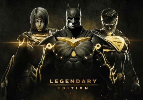Injustice 2 - Legendary Edition PC £6.61 WorldWide-keysale / Gamivo