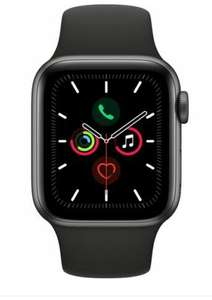 APPLE Watch Series 5 - Space Grey Aluminium with Black Sports Band, 44 mm Opened – never used £332.55 ebay currys_clearance