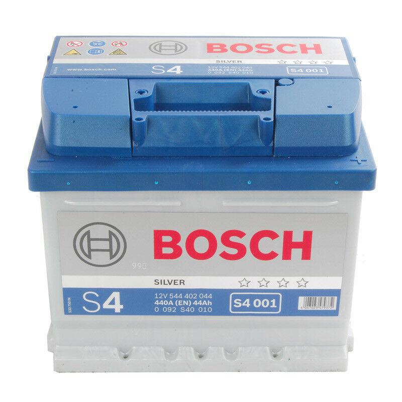 Bosch S4 063 Car Battery (S4001 12V 44AH) + 4 Years Warranty - £40 Delivered @ carpartsbargains / eBay